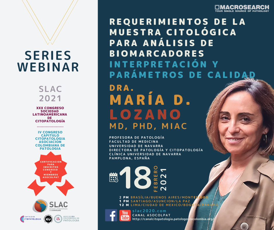 Congreso Latinoamericano de Citopatología ASOCOLPAT
