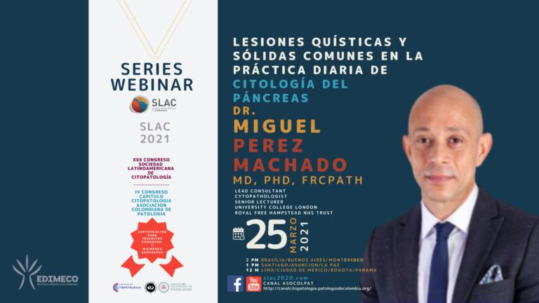 Webinar Precongreso Latinoamericano de Citopatología 2020