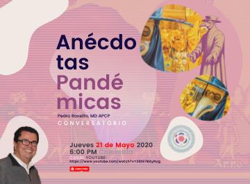 Anécdotas Pandemicas Pedro Rovetto
